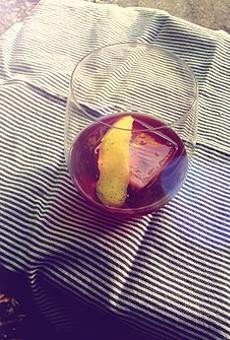 The Boulevardier, remixed.