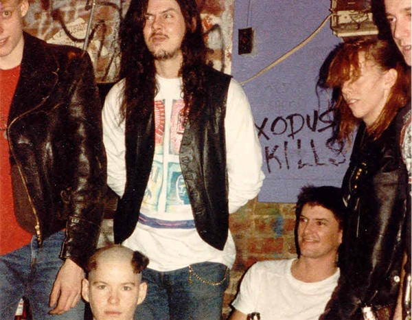 The Butthole Surfers