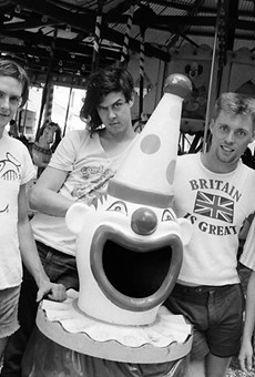 The Butthole Surfers,1984