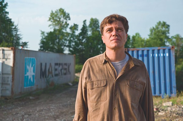 The calm before the storm: Take Shelter's Michael Shannon sees Oscar on the horizon. - COURTESY PHOTO