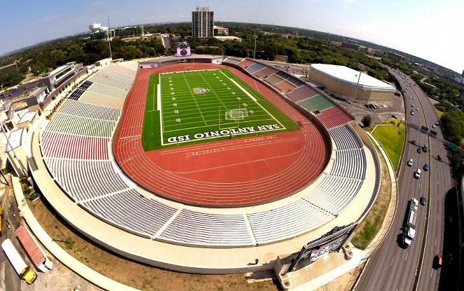The Corinthians FC of San Antonio, a semi-professional soccer team, has a new home. - CORINTHIANS FC OF SAN ANTONIO
