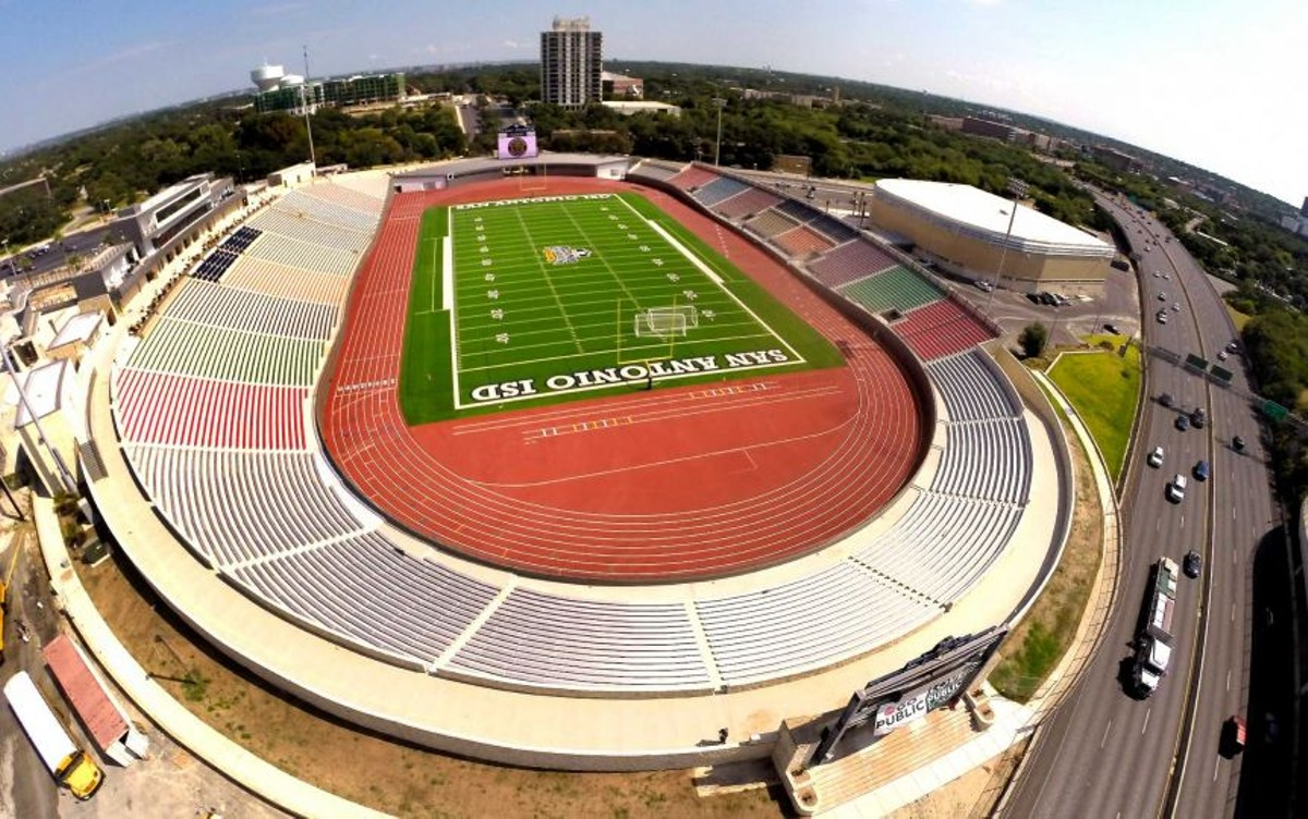 Semi Professional Soccer Team Finds Home At Alamo Stadium