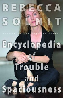 The cover of Rebecca Solnit's new book. - COURTESY