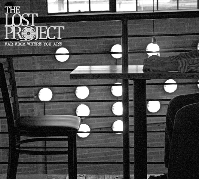 The cover of The Lost Project's Far From Where You Are - VIA FACEBOOK