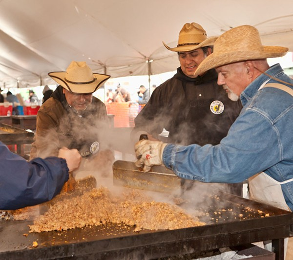 The Cowboy Breakfast - COURTESY