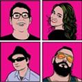 Music Awards Showcase: Rockabilly, Texas Twang and Rock at The Mix