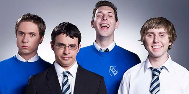 The Inbetweeners - COURTESY PHOTO