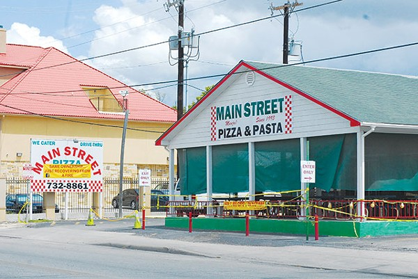The Main Street staple will reopen later this month - PHOTO BY MIRIAM SITZ