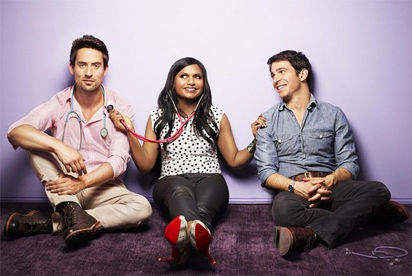 The Mindy Project - COURTESY PHOTO