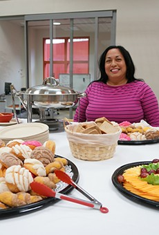The new BFL program may have helped Silvia Alcaraz in keeping her restaurant open.