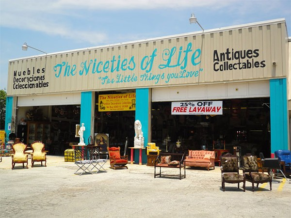 The Niceties of Life - COURTESY PHOTO