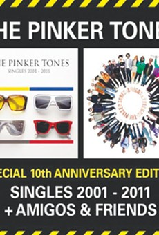 The Pinker Tones: Singles 2001-2011 + Amigos & Friends