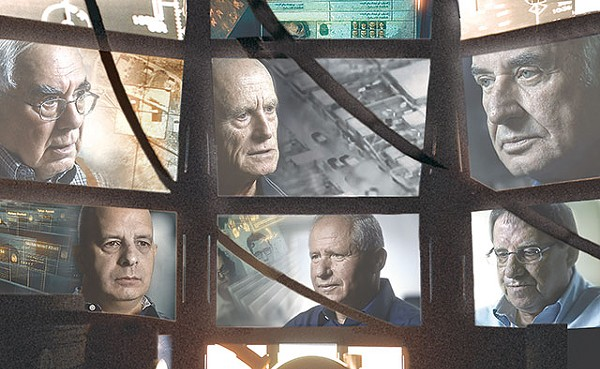 The six former heads of Shin Bet finally spill the beans. - COURTESY PHOTO