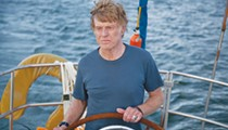 'All is Lost' Except Redford's Good Looks (and Talent)