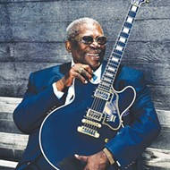 The Thrill Is Gone: R.I.P. B.B. King