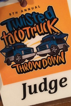 The Time I Judged 36 Tacos At Twisted Taco Truck Throwdown