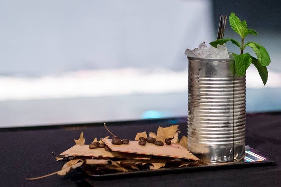 The winning cocktail - DAVID RANGEL