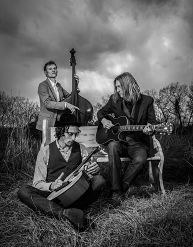 The Wood Brothers - COURTESY