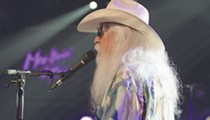 Leon Russell Rides off on His 'Final Journey' High in the Seat