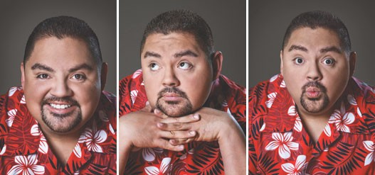 There's more to Gabriel Iglesias than just being fluffy - COURTESY PHOTOS