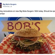 Third Big Bob's Burger Location on the Way