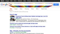 This is What Happens when You Google the Word 'gay' Today