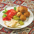 Naara Café: Best falafel in town