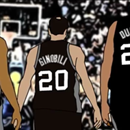 This New Spurs Cartoon Rocks Our World