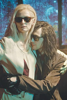 Tilda Swinton and Tom Hiddleston are two vampires who are tired of being tired in 'Only Lovers Left Alive'