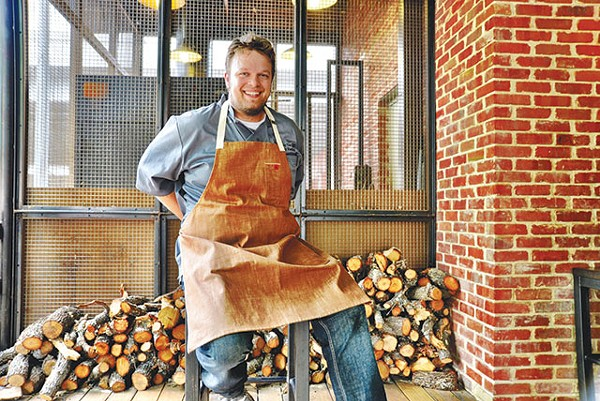 Tim Rattray will head to ATX fresh off Meatopia UK - FILE PHOTO