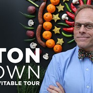 Tobin to Host Alton Brown in April