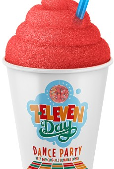 Today is Free Slurpee Day!