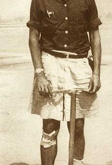 Tom Slick, San Antonio's original monster hunter