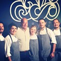 Travel Channel's Andrew Zimmern Visited Mixtli This Week
