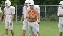 True Story about UT Longhorn Football 'My All American' filming in SA