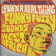 Turntable Tuesday: The Funky Fuzzy Sounds of West Africa