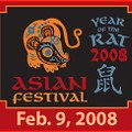 Two Tickets To The Asian Festival