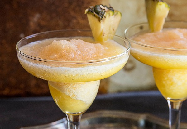 "Learn how to make cool sips with ""Latin Twist"" on Saturday. - COURTESY"