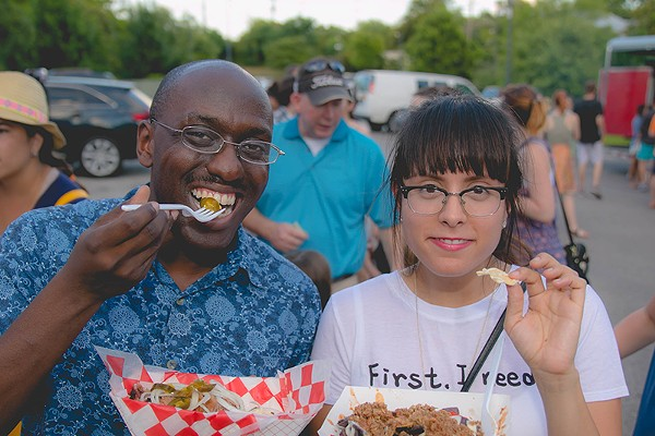 Art. Music. Food. Fun. At The McNay. - ANDREW LOPEZ
