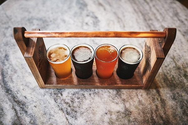 Southerleigh's brews head to Stella. - NICK SIMONITE