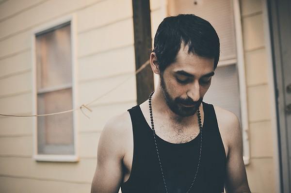 DJ Sonora, half of dancehall reggae duo Bruk Out. - COURTESY