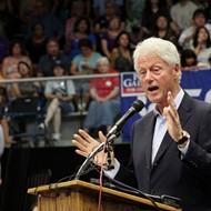 Bill Clinton is Coming to San Antonio