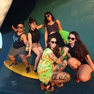 San Antonio Musicians Channel Inner '90s Stars for Lollapalooza 94'