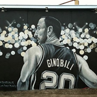Manu Ginobili Mural Unveiled at Beloved Southside Staple