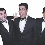 Los Tres Tristres Tigres Bring Satirical Tunes to Aztec Theatre