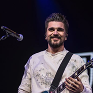 Latin Superstar Juanes Playing Freeman Coliseum This Sunday And Everything's OK Now