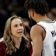 Becky Hammon Becomes First Woman to Interview for Head Coach Position in NBA