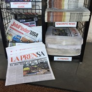 Bilingual Newspaper <i>La Prensa</i> Shifting to Web-only Format