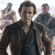 Ron Howard's <i>Solo: A Star Wars Story</i> Is a Laborious Drag