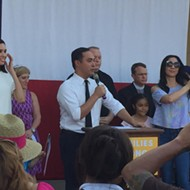 Joaquin Castro's 'Where Are the Children Rally' Draws 300